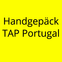 Handgepäck TAP Portugal