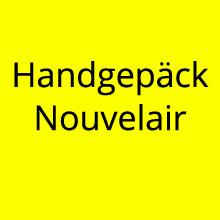Handgepäck Nouvelair
