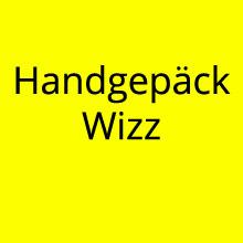 Hangepäck Wizz