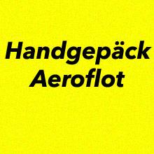 Handgepäck Bestimmungen Aeroflot