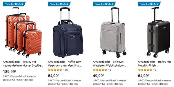 Handgepäck für Flugreisen: Mehr als 200 Angebote, Fotos